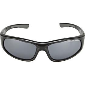 Alpina Flexxy Glasses Junior black-grey